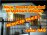 House & Lot - Uptown Housing - Ubujan - Tagbilaran City - Bohol